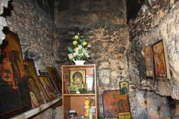Άγιος Κωνσταντίνος Αλαμάνος ( ο Αγιόσπηλιος )